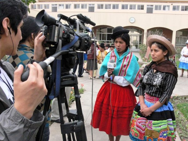 Telecom-Medios de comunicación indígena
