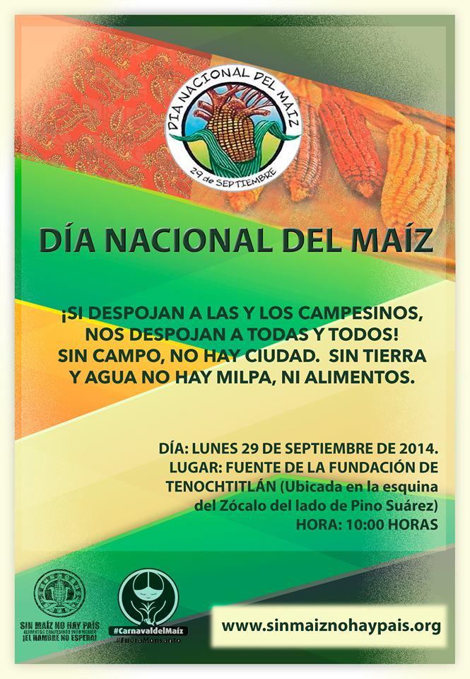 Día del Maiz 2014