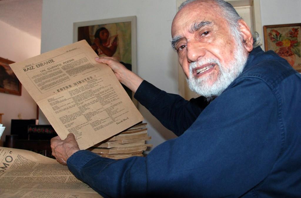 Oscar Oliva