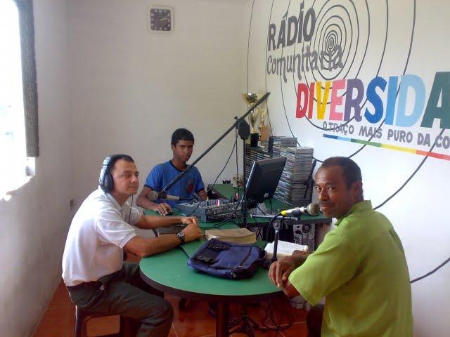 rádio comunitária 2
