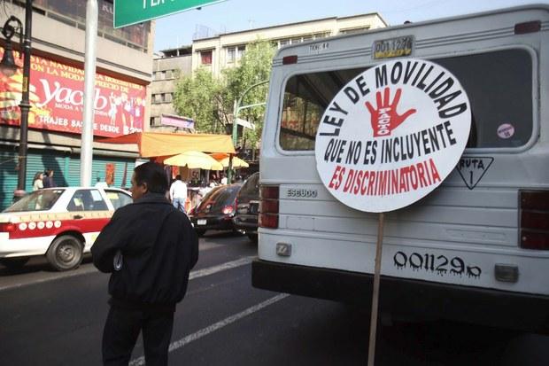 ley movilidad
